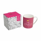 I Am Lovely Mug