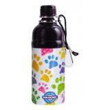 Colourful Paws Pet Water Bottle