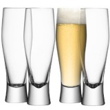 The Perfect Lager Glass, by LSA