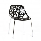 Lily Chair - Black