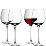 The Perfect Red Wine Glass, by LSA