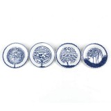 Rob Ryan Four Seasons Plate Set